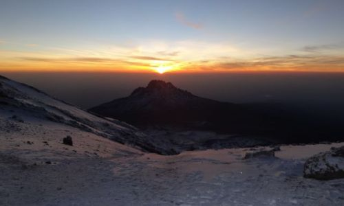 Zdjecie TANZANIA / East Africa Moutains / Kilimanjaro / Mawenzi 5149 npm