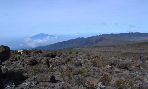 Zdjecie TANZANIA / - / Kilimandżaro / w drodze na Uhuru
