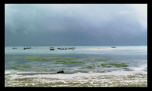 Zdjecie TANZANIA / Zanzibar / Nungwi / Po burzy...