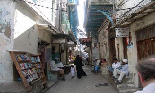 Zdjecie TANZANIA / Zanzibar / Stone Town / Leniwe popołudnie