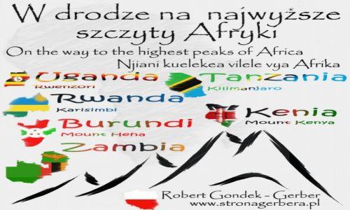 TANZANIA / Afryka / Afryka / W drodze na najwyższe szczyty Afryki
