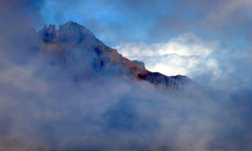 Zdjęcie TANZANIA / - / Kilimandżaro / W drodze na szczyt wulkanu