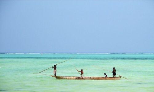Zdjecie TANZANIA / - / Zanzibar / Rybacy