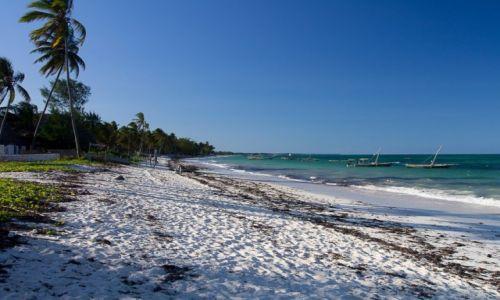 Zdjęcie TANZANIA / Zanzibar / Jambiani / Przed zachodem