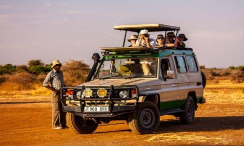 Zdjecie TANZANIA / Północna Tanzania / Lake Manyara National Park / Safari