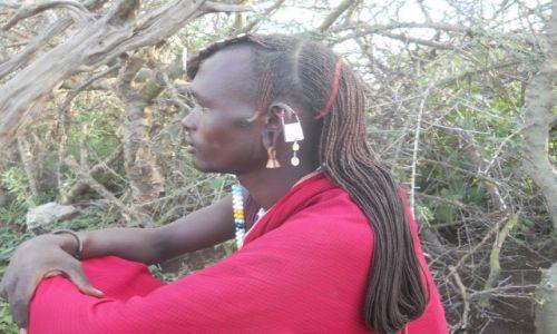 Zdjecie TANZANIA / arusha / tanzania / masaj