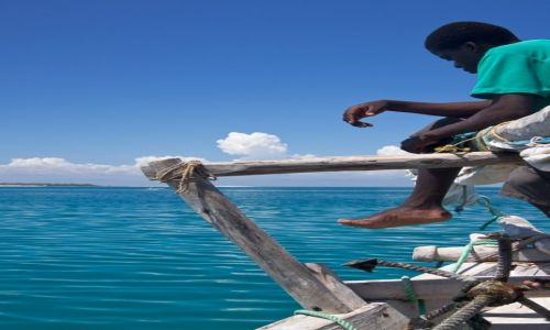 Zdjecie TANZANIA / Zanzibar / Jambiani / Kapitan