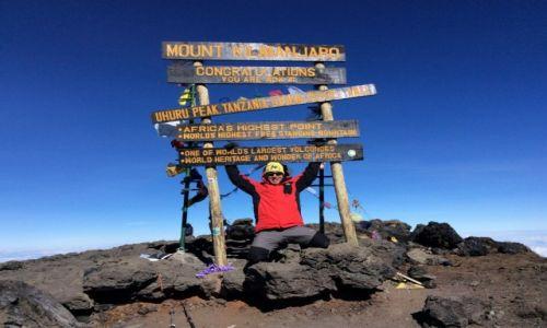 Zdjęcie TANZANIA / Moshi / Kilimandzaro national park / Kilimandzaro