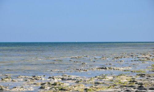 TANZANIA / Wschodni Zanzibar / Wioska Paje / Najpiękniejszy Ocean świata