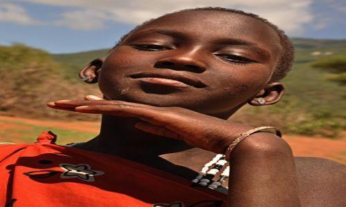 Zdjecie TANZANIA / Arusha / Arusha / Kokietka:)
