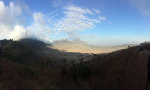 Zdjecie TANZANIA / Ngorongoro / Gdzies w Ngorongoro / O wschodzie