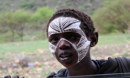 Zdjecie TANZANIA / Serengeti / Serengeti / Masaj