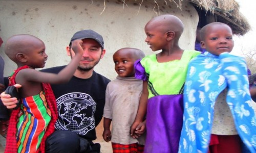 Zdjecie TANZANIA / Tanzania / Tanzania / Kili29