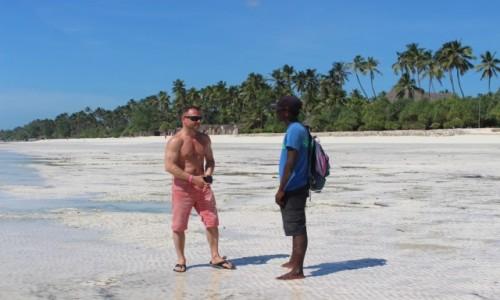 Zdjecie TANZANIA / Zanzibar / Zanzibar / Lokalny przewod