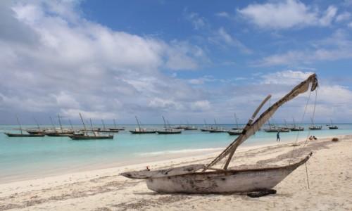 TANZANIA / Zanzibar / Nungwi Beach / Zanzibar