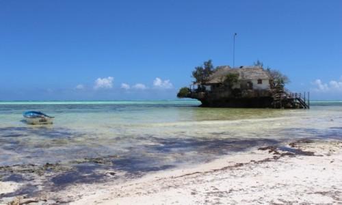 TANZANIA / Zanzibar / The Rock restaurant / Zanzibar - The Rock