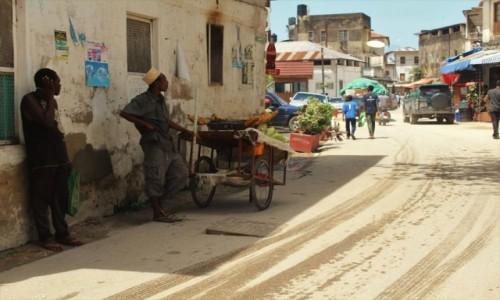 Zdjecie TANZANIA / Zanzibar / Stone Town / Zanzibar - Ston