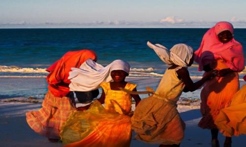 TANZANIA / Zanzibar / Jambiani / Dzieci Zanzibaru