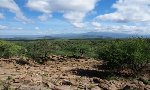 Zdjecie TANZANIA / afryka wschodnia / Lake Eyasi / Pora sucha