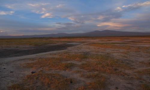 Zdjecie TANZANIA / afryka wschodnia / Lake Eyasi / Na jeziorze