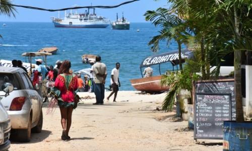 Zdjecie TANZANIA / Zanzibar / zachodnie wybrzeże / Nabrzeże w Stone Town