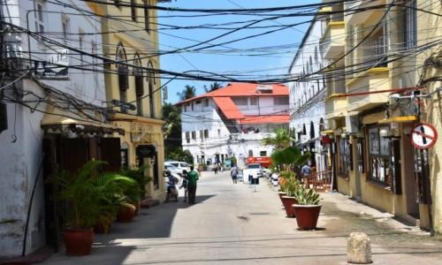 Zdjecie TANZANIA / Zanzibar / zachodnie wybrzeże, Stone Town / Dużo kabli