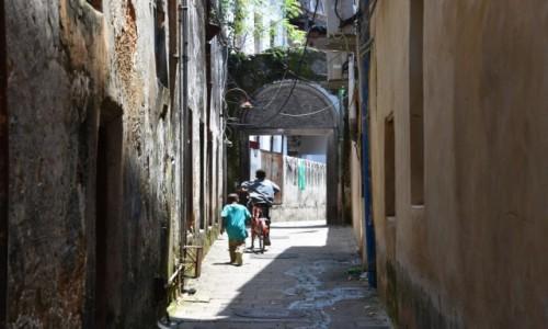 Zdjecie TANZANIA / Zanzibar / zachodnie wybrzeże, Stone Town / Uliczki Starego Miasta
