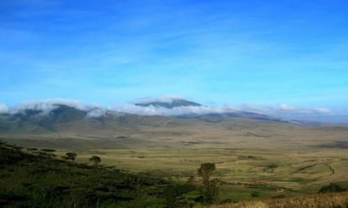 Zdjęcie TANZANIA / obszar chroniony Ngorongoro / j.w. / Ngorongoro widok z krawędzi