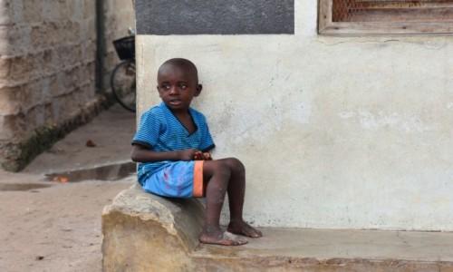 Zdjęcie TANZANIA / Zanzibar / wybrzeże północne, wioska Nungwi / W wiosce Nungwi