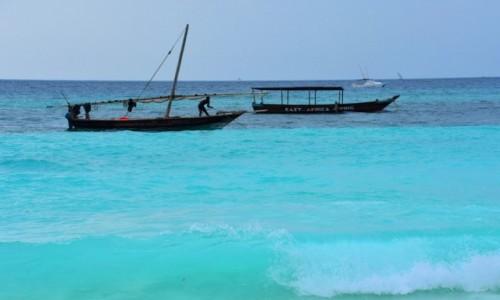 Zdjecie TANZANIA / Zanzibar / wybrzeże północne, Nungwi / Pochmurne popołudnie