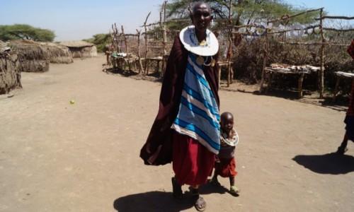 Zdjecie TANZANIA / Serengeti / Serengeti / Różnica wzrostu