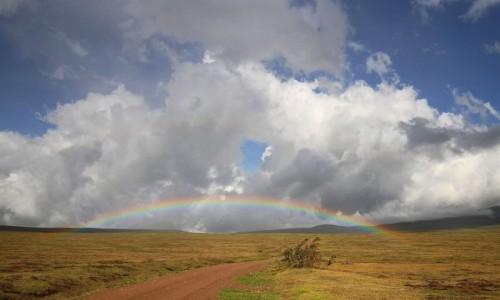 Zdjecie TANZANIA / Mto Wa Mbu / Ngorongoro / Kaldera Olmoti