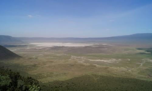 Zdjecie TANZANIA / Ngorongoro / Ngorongoro / Największy krater