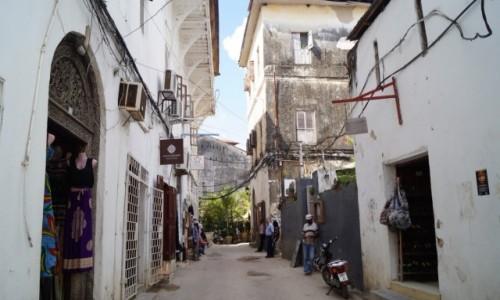 Zdjecie TANZANIA / Zanzibar / Stone Town / Kamienne miasto