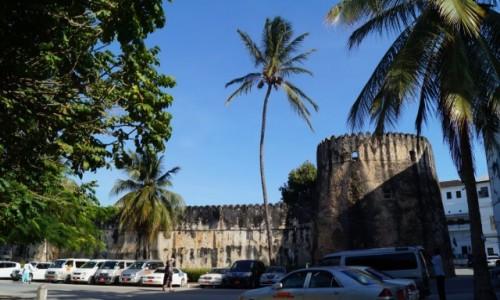 Zdjecie TANZANIA / Zanzibar / Stone Town / Twierdza