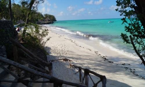 Zdjecie TANZANIA / Zanzibar / Stone Town / Nasza plaża