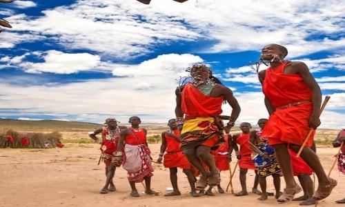 Zdjecie TANZANIA / Arusha / Kilimanjaro / Masajowie