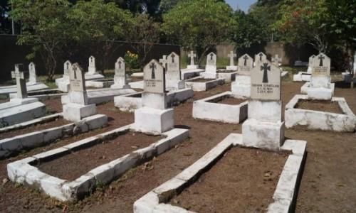 Zdjecie TANZANIA / Tengeru / Dawny polski obóz / Polski cmentarz