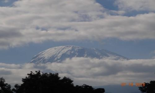 Zdjecie TANZANIA / Kilimanjaro / Kilimanjaro / Dach Afryki