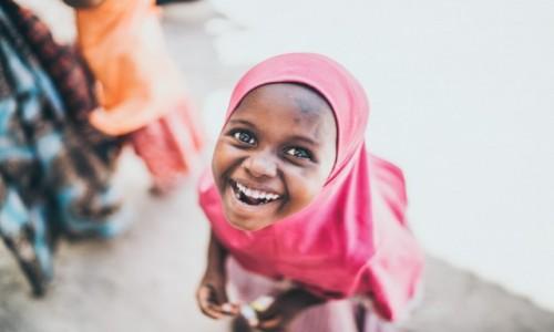 Zdjecie TANZANIA / Zanzibar / Paje / Dzieciaki z Paje