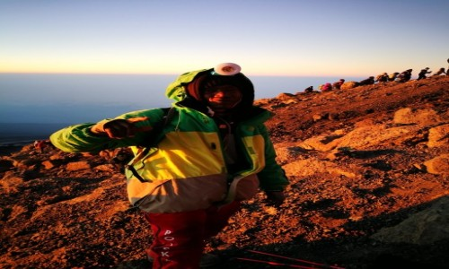 TANZANIA / - / Kilimandżaro / Salin