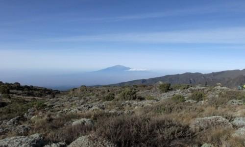 Zdjęcie TANZANIA / Kilimandżaro / Szlak na Kilimandżaro / Mt Meru