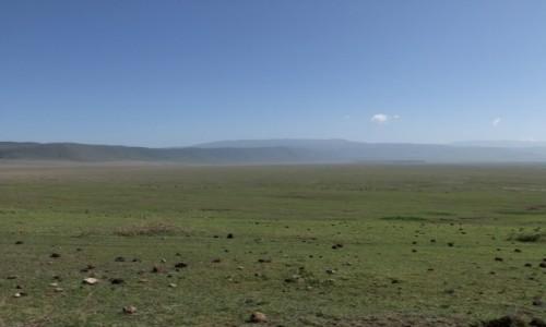 Zdjecie TANZANIA / Afryka Środkowa / Park Ngorongoro / Ngorongoro