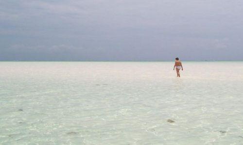 TANZANIA / Zanzibar / Jambiani / do nieba bram