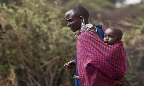 Zdjecie TANZANIA / Ngorongoro / Ngorongoro / Z wizytą w masajskiej wiosce