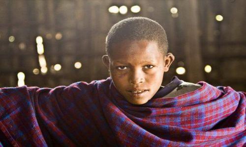 Zdjecie TANZANIA / Ngorongoro / Ngorongoro / Z wizytą w masajskiej szkole