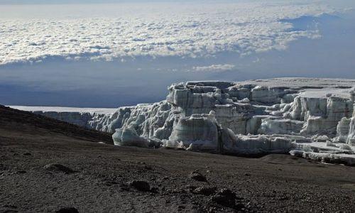 Zdjecie TANZANIA / Masyw Kilimandżaro / Uhru Peak / Kilimandżaro 1