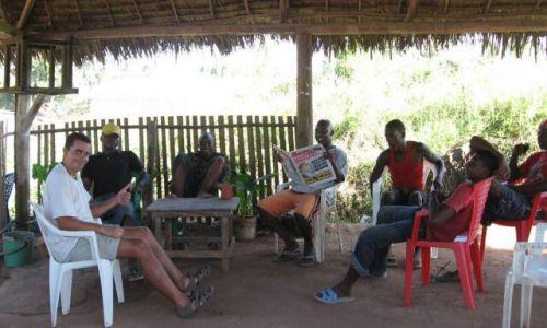 Zdjecie TANZANIA / okolice Dar es Salaam / Kipepeo / Integracja, czyli U cioci Genowefy na imieninach 2