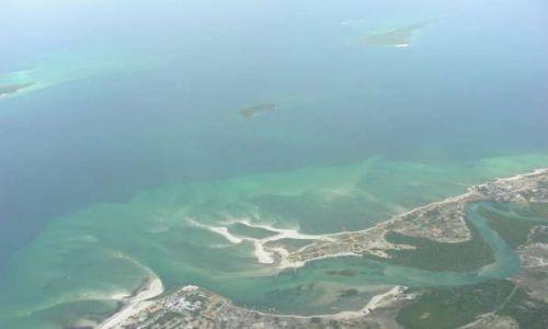 Zdjecie TANZANIA / Afryka równiowa / w powietrzu / Zanzibar z lotu ptaka