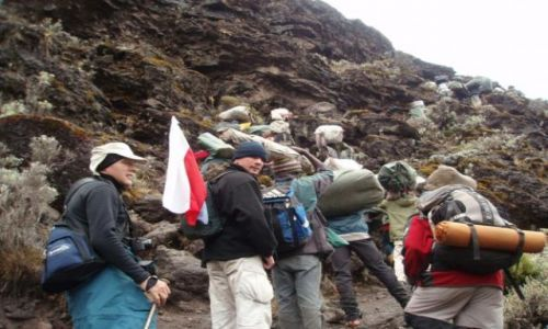 Zdjecie TANZANIA / Kilimanjaro / Kilimanjaro / Kilimanjaro Expedition 2006